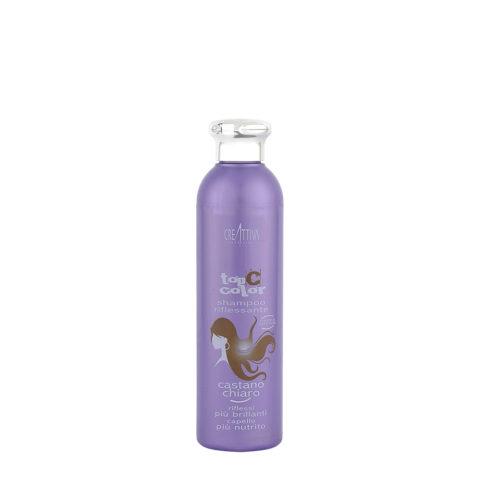 Creattiva Top C Color Castano Chiaro 250ml - Shampoo Riflessante