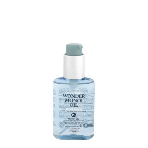 Tecna Wonder Monoi Oil oil 100ml - Olio Idratante rigenerante doposole