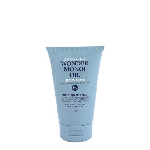 Tecna Wonder Monoi Oil Cream shield 125ml - crema protettiva e super idratante