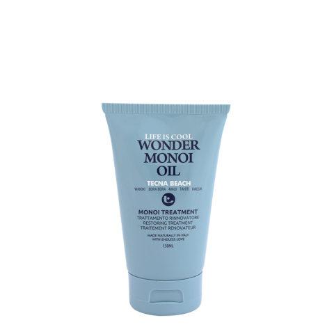 Tecna Wonder Monoi Oil Treatment 150ml - trattamento rinnovatore