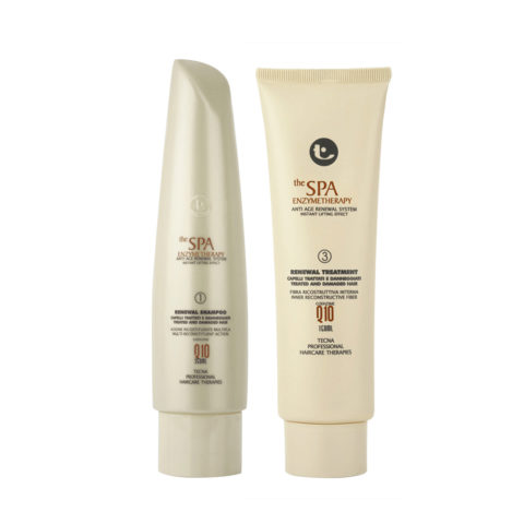 Tecna SPA Kit Renewal Shampoo 250ml Renewal Treatment 150ml