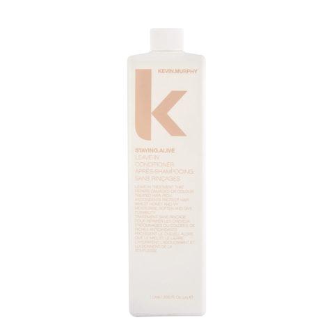 Kevin murphy Treatments Staying alive 1000ml - siero ristrutturante capelli danneggiati