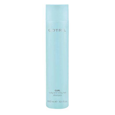 Cotril Creative Walk Curl Shampoo 300ml - Shampoo Per Capelli Ricci