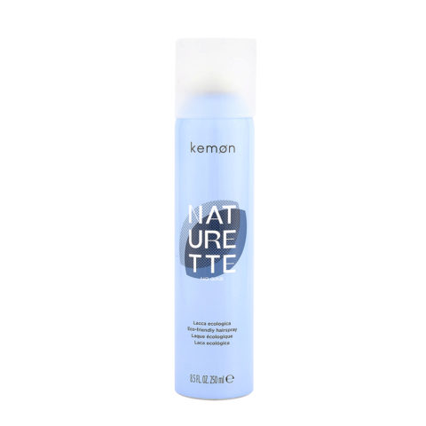Kemon Naturette No Gas Lacca Ecologica 250ml