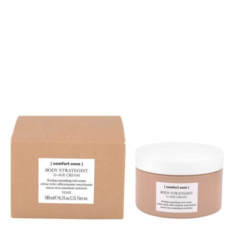 Comfort Zone Body Strategist D-Age Cream 180ml - crema corpo rassodante idratante