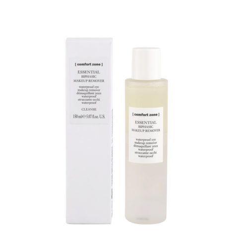 Comfort Zone Essential Biphasic Makeup Remover 150ml - struccante occhi