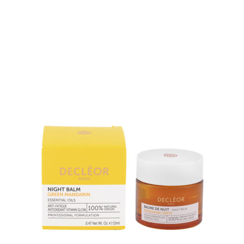 Decléor Green Mandarin Night Balm 15ml - Crema Notte Antiossidante
