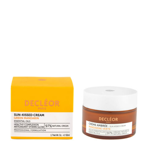 Decléor Green Mandarin Sun Kissed Cream 50ml - Crema Viso Colorante