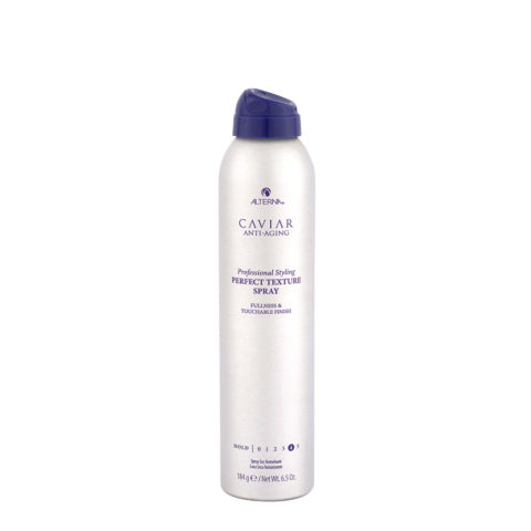 Alterna Caviar Styling Perfect Texture Spray 184gr - lacca secca texturizzante volumizzante