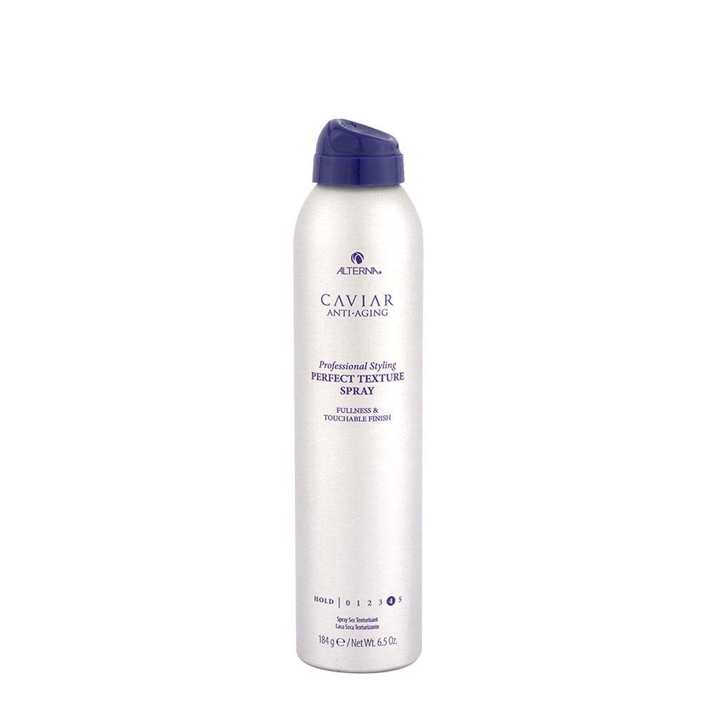 Alterna Caviar Styling Perfect Texture Spray 184gr - lacca secca texturizzante volumizzante