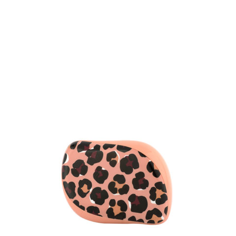 Tangle Teezer Compact Styler Apricot Leopard - spazzola