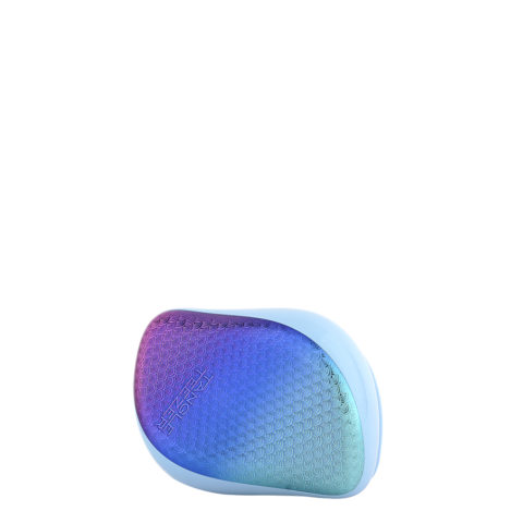 Tangle Teezer Compact Styler Mermaid Texture Blue - Spazzola Districante