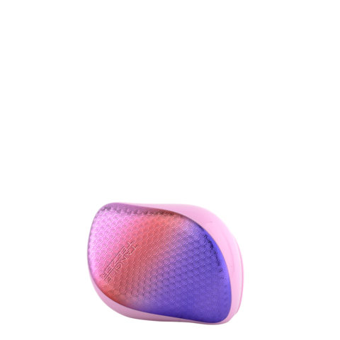 Tangle Teezer Compact Styler Mermaid Texture Pink - Spazzola Districante
