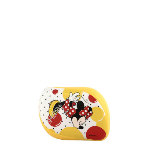 Tangle Teezer Compact Styler Minny Mouse Gialla - spazzola compatta