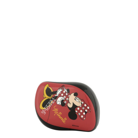 Tangle Teezer Compact Styler Minny Mouse Rossa - spazzola compatta