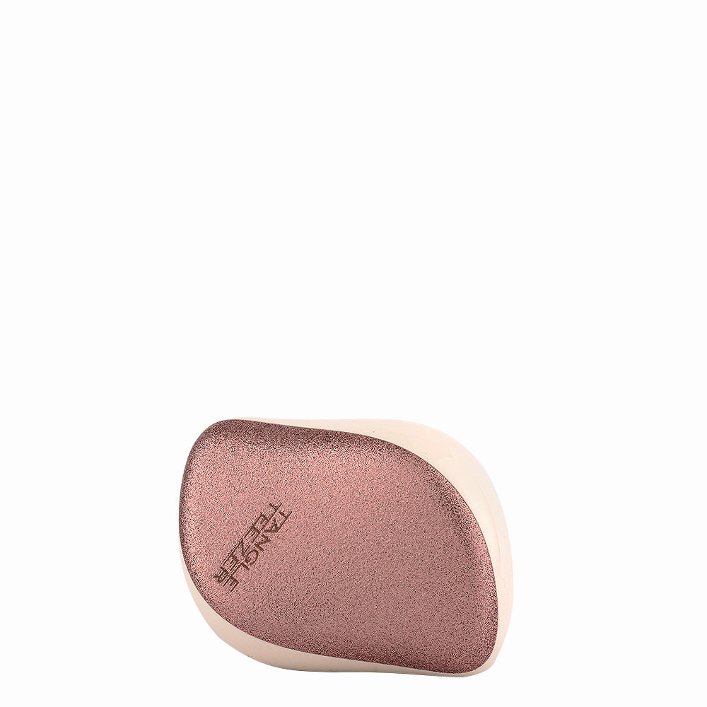 Tangle Teezer Compact Styler Rose Gold Glaze - spazzola compatta