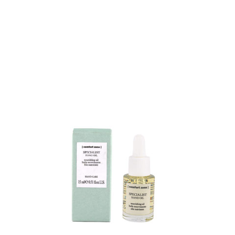 Comfort Zone Specialist Hand Oil 15ml - olio idratante mani