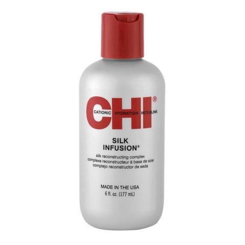 CHI Silk Infusion 177ml - siero ristrutturante capelli danneggiati