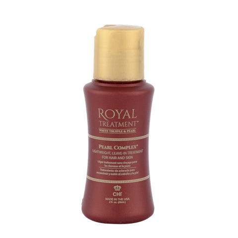 CHI Royal Treatment Pearl Complex 59ml - Trattamento Leggero Pelle E Capelli