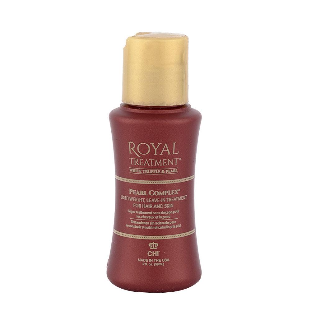 CHI Royal Treatment Pearl Complex 59ml - crema idratante corpo e capelli
