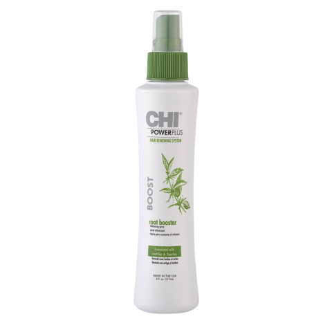 CHI Powerplus Root Booster 177ml - spray ispessente per capelli fini e diradati