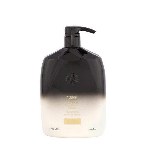 Oribe Gold Lust Repair & Restore Shampoo 1000ml - shampoo riparatore