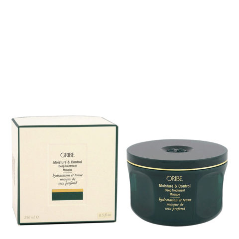 Oribe Moisture & Control Deep Treatment Masque 250ml - maschera anticrespo