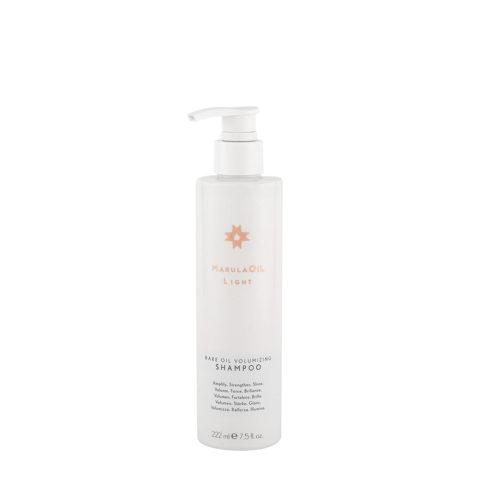 Paul Mitchell Marula Oil Light Volumizing Shampoo 222ml - Shampoo Volumizzante Per Capelli Fini E Medi
