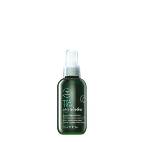 Paul Mitchell Tea Tree Wave Refresher Spray 125ml - Spray Revitalizzante Onde