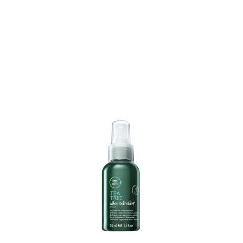 Paul Mitchell Tea Tree Wave Refresher Spray 50ml - Spray Revitalizzante Onde