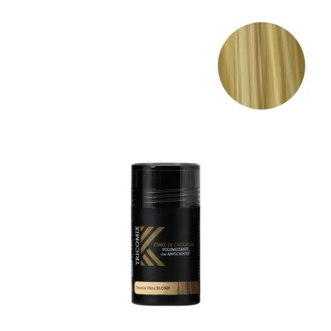 Tricomix Fibre Blond 12gr - Fibre Di Cheratina Volumizzanti Per Capelli Con Principi Anticaduta Biondo