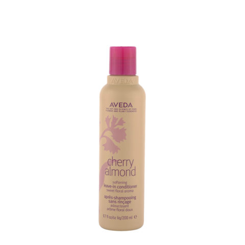Aveda Cherry Almond Leave In Conditioner 200ml - balsamo idratante spray alla mandorla