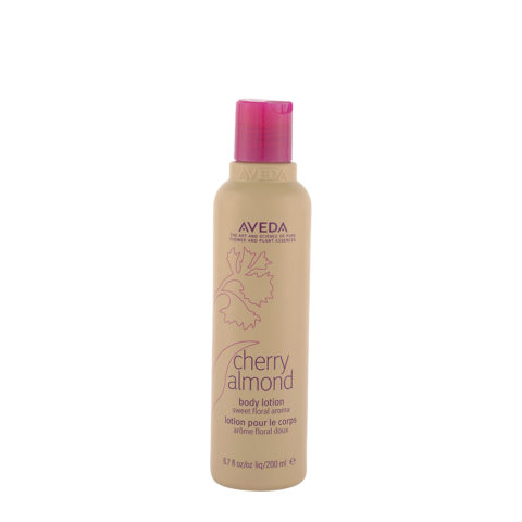 Aveda Cherry Almond Body Lotion 200ml - crema corpo idratante alla mandorla