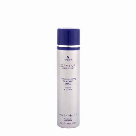 Alterna Caviar Style Sea Chic Volume & Texture Foam spray 156ml - schiuma leggera volume