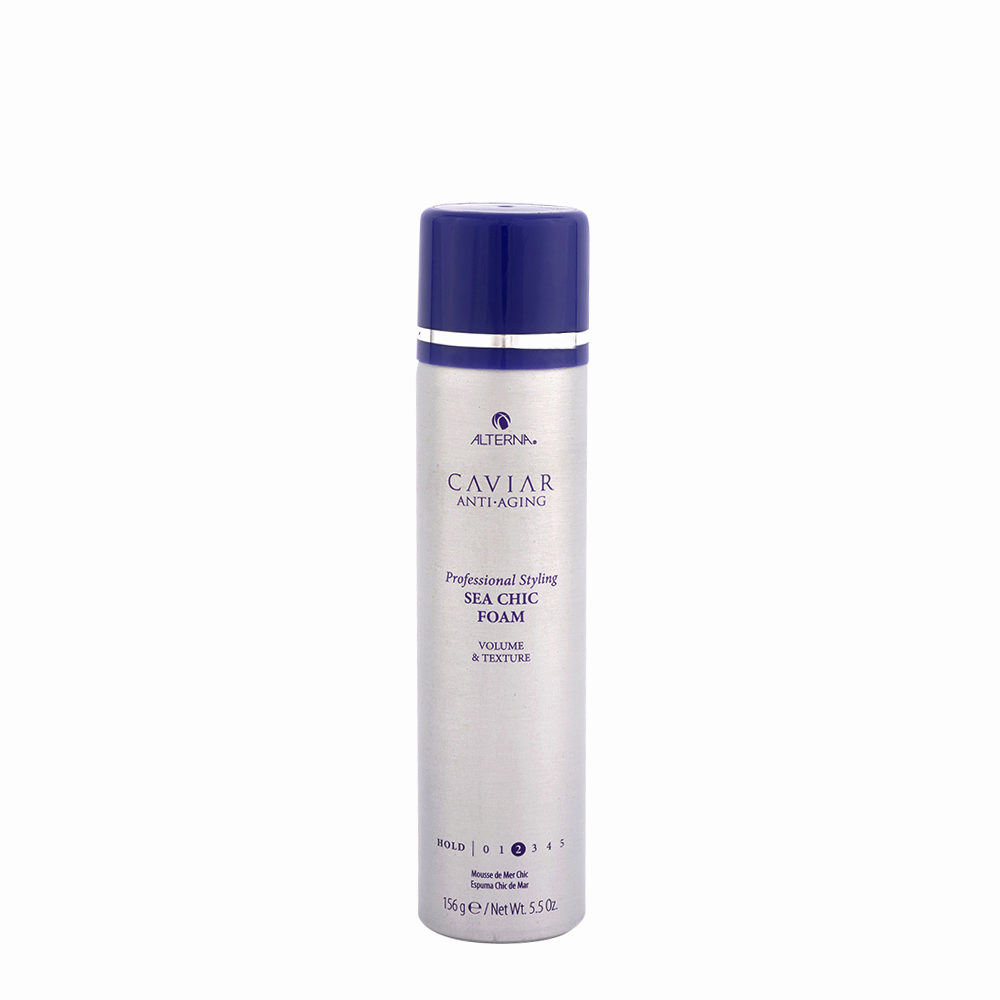 Alterna Caviar Style Sea Chic Volume & Texture Foam spray 156ml - schiuma leggera volume