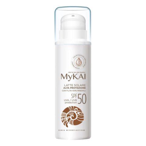 Mykai Latte Solare Alta Protezione SPF50, 150ml