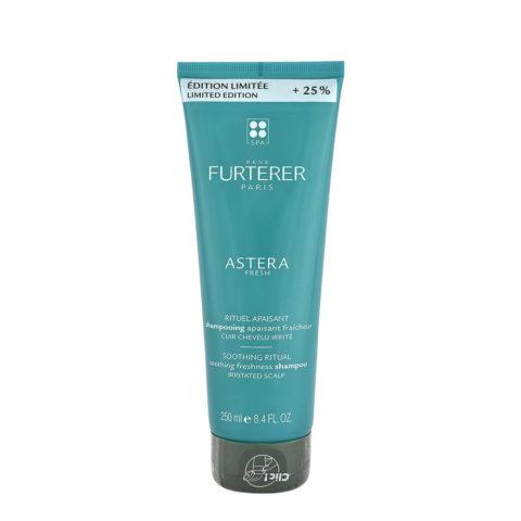 René Furterer Astera Fresh Soothing Freshness Shampoo 250ml - Lenitivo Rinfrescante Per Cute Irritata Edizione Limitata