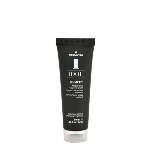 Medavita Idol Styling Man Remedy Aftershave Cooling Balm 50ml - balsamo dopo barba rinfrescante
