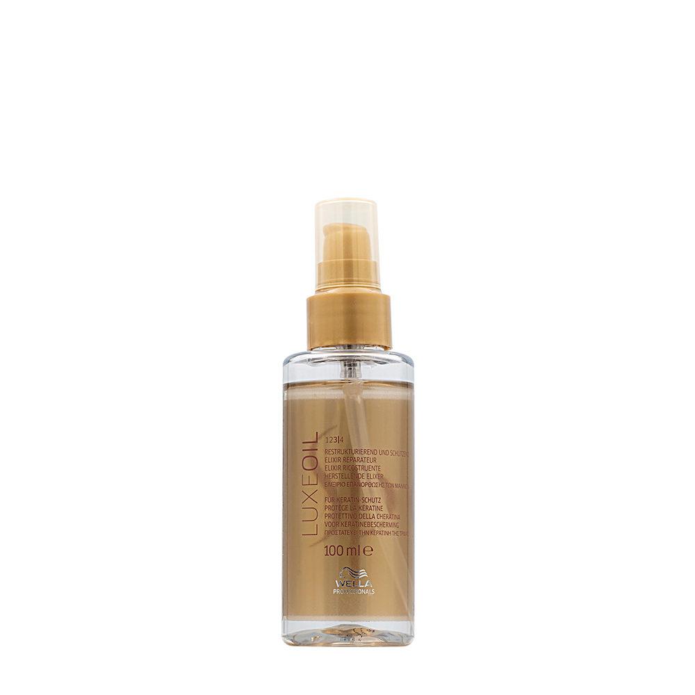 Wella SP Luxe Oil Elixir 100ml - olio ricostruttivo