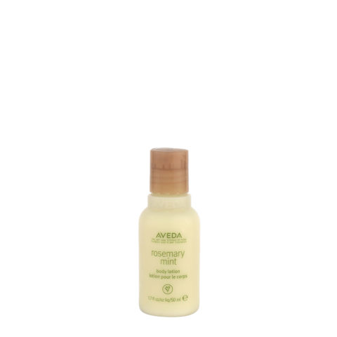 Aveda Bodycare Rosemary mint body lotion 50ml - crema corpo biologica