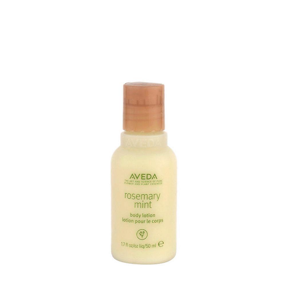 Aveda Bodycare Rosemary mint body lotion 50ml - crema corpo biologica