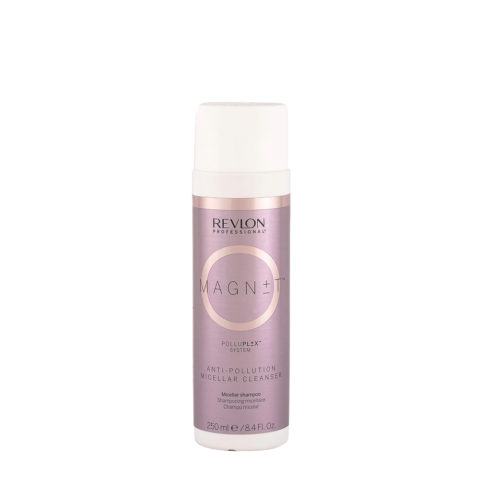 Revlon Magnet Anti Pollution Micellar Cleanser Shampoo 250ml - Shampoo Micellare Purificante