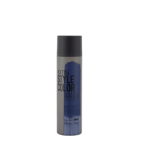 KMS Style Color Inked Blue 150ml - Colore Spray Blu