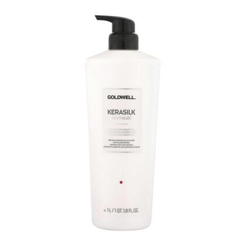 Goldwell Kerasilk Revitalize Nourishing Shampoo 1000ml - shampoo rivitalizzante idratante