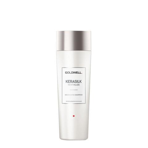Goldwell Kerasilk Revitalize Nourishing Shampoo 250ml - shampoo rivitalizzante idratante