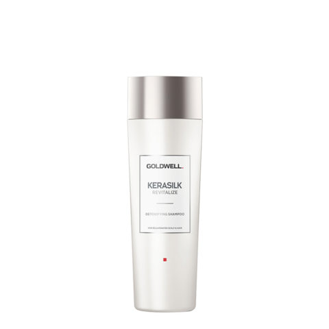 Goldwell Kerasilk Revitalize Detoxifying Shampoo 250ml - shampoo detossinante antiforfora