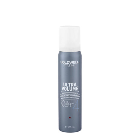Goldwell Stylesign Volume Double Boost 4, 100ml - Spray Volumizzante Intenso Per Radici