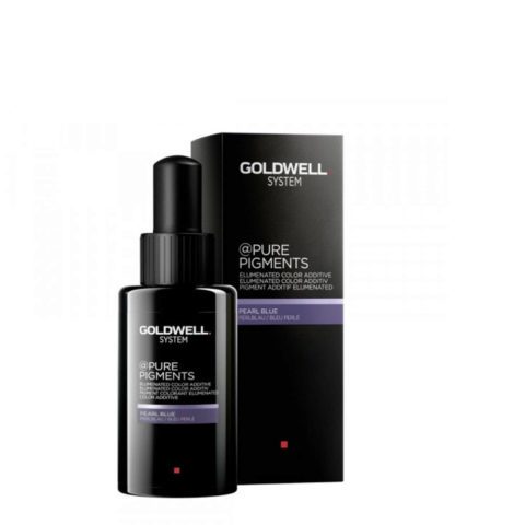 Goldwell System @Pure Pigments Pearl Blue 50ml - Additivo Colore Elumenated