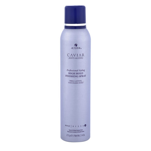 Alterna Caviar Anti aging High Hold Finishing spray 212gr - lacca tenuta forte