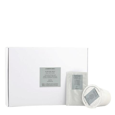 Comfort Zone Sublime Skin Peel Off Mask Replumping Firming Mask 6pz - Maschera Viso Bifasica